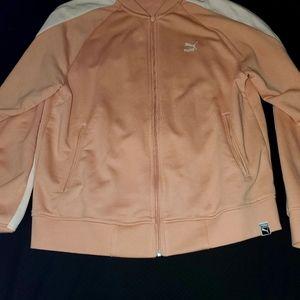 Brand Mew Puma jacket. Size Xl